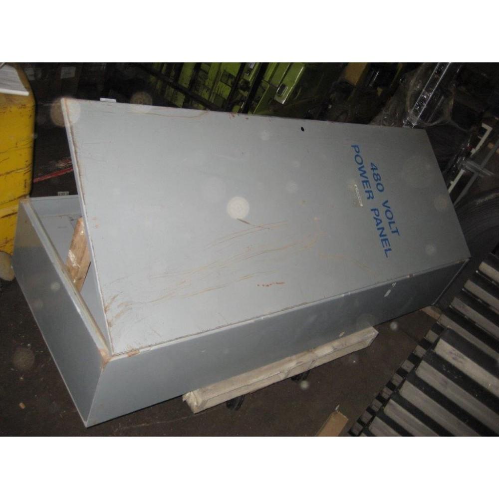 Square D QMB 400 Amp 3 Ph 480 VAC Fusible Power Distribution