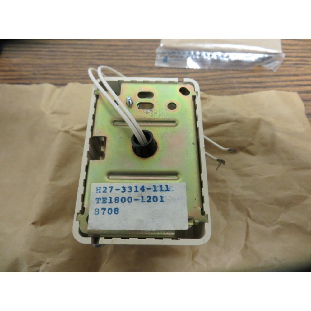 Johnson Controls TE1800 Temperature Sensing Element H27-3314